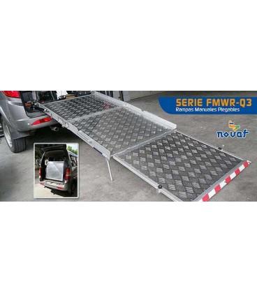 Serie FMWR-Q3 (Elevador Manual Vehículo)