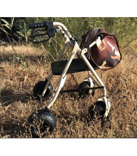 Rollator Off-Road 4x4
