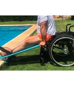 Rampa de Transferencia para el traslado de personas con movilidad reducida