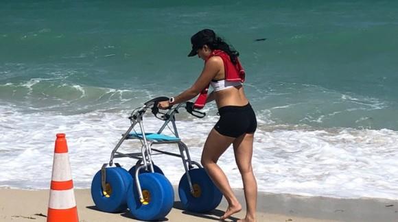 Rollator Beach XL - Miami Beach