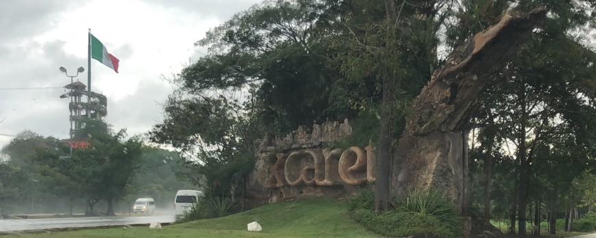 Xcaret Park