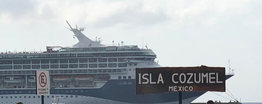 Island of Cozumel (Mexico)