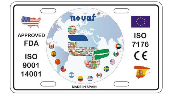 Novaf se instala en EEUU